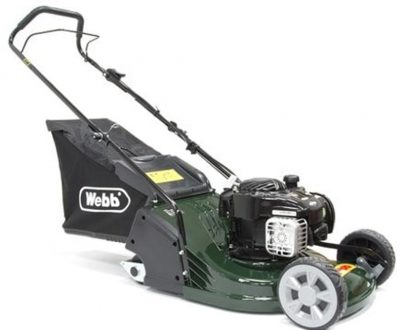 Webb push ABS deck petrol rotary mower RR17P MA30001005 Crocus